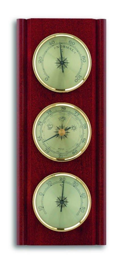 Stacja pogody tradycyjna TFA 20.1002 mechaniczna barometr ścienny