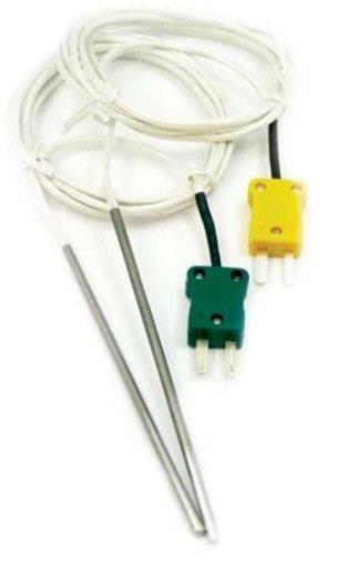 Corintech USB-TC-LCD rejestrator temperatury data logger USB termometr z sondą termoparową typu K