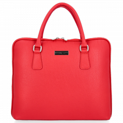 Torebka Skórzana VITTORIA GOTTI Made in Italy V556052 Czerwona