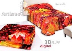 Koc 3D 155x220 cm Harmony 31