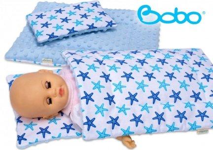 Pościel dla lalki rozgwiazdy