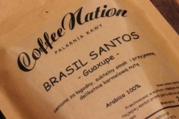BRASIL SANTOS - 100% Arabika