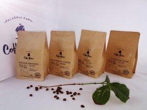 Kawy z czterech stron świata 4 x 250g