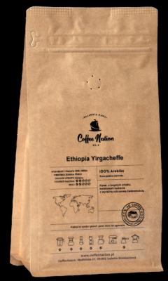 ETHIOPIA YIRGACHEFFE  1000g -100% Arabika