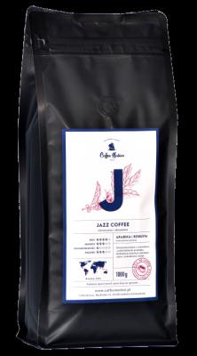 JAZZ COFFEE 1000g   Arabika+Robusta