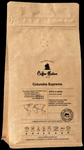COLOMBIA SUPREMO 250g - 100% Arabika