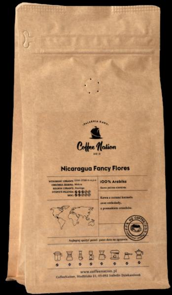 NICARAGUA 500g SHG EP - 100% Arabika