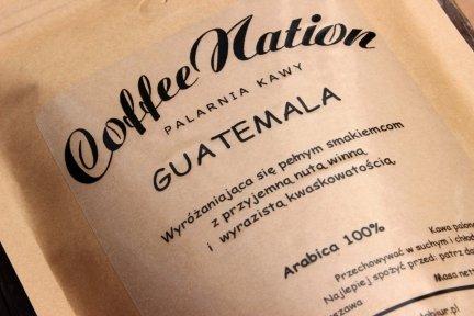 GUATEMALA - 100% Arabika