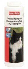 Beaphar Grooming Shampoo - suchy szampon dla kota 150g