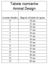 ANIMAL DESIGN Derka DP brązowa rozmiar 04 30cm