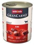 Animonda GranCarno Adult Rind Wołowina 800g