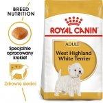 Royal Canin West Highland White Terrier 21 Adult 3kg