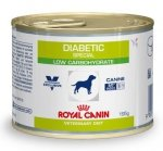ROYAL CANIN Diabetic Special Low Carbohydrate 195g (puszka)
