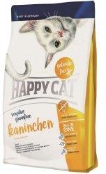 Happy Cat Sensitive Kaninchen Królik 1,4kg