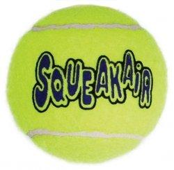 KONG AirDog Squeakair Balls Medium 3szt 6cm [AST2]