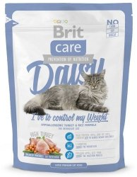 Brit Care Cat Daisy I've To Control My Weight Turkey & Rice 400g