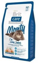 Brit Care Cat Monty I'm Living Indoor Chicken & Rice 7kg