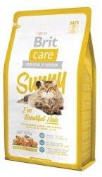 Brit Care Cat Sunny Hair Salmon & Rice 2kg