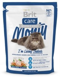 Brit Care Cat Monty I'm Living Indoor Chicken & Rice 400g