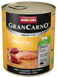 Animonda GranCarno Sensitiv Indyk 800g