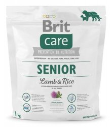Brit Care Senior Lamb and Rice 1kg