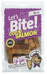 Brit Care Lets Bite Dog Cod N Salmon 80g