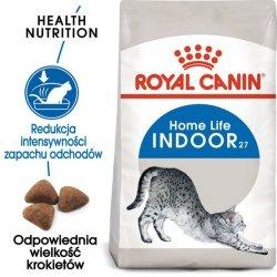 Royal Canin Feline Indoor 27 400g