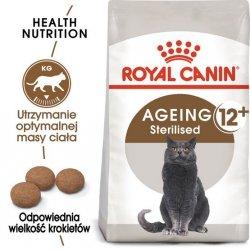 Royal Canin Feline Sterilised +12 4kg