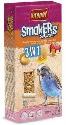 Vitapol Smakers dla papugi falistej - mix 3szt [2109]