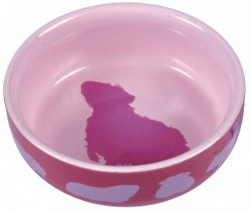Trixie Miska ceramiczna 250ml dla świnki morskiej [60732]