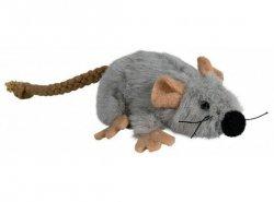 Trixie Mysz pluszowa z kocimiętką 7cm [45735]