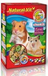 Natural-Vit Spichlerz Gryzonia - Chomik 500g