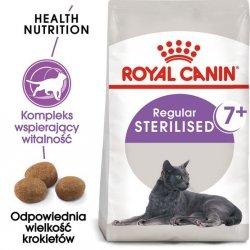Royal Canin Feline Sterilised +7 10kg