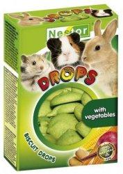 Nestor Dropsy dla gryzoni warzywne