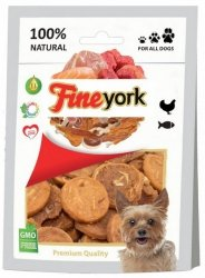 Prozoo Fine York Fish and Chicken Chips 80g