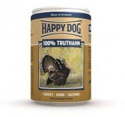 Happy Dog Truthahn Puszka 100% Indyk 400g