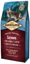 Carnilove Adult Cat Salmon Sensitive & Long Hair 6kg
