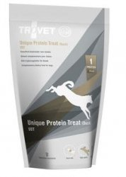 TROVET UDT mini Unique Protein Treat z kaczką 125g