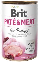 Brit Pate & Meat Puppy 800g - Szczenięta