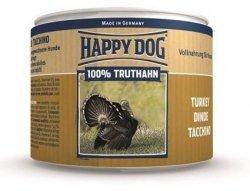 Happy Dog Truthahn Puszka 100% Indyk 200g
