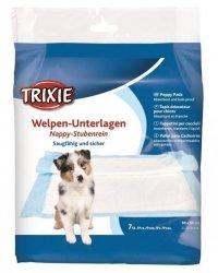 Trixie Maty Podkłady higieniczne dla szczeniąt do nauki czystości 30x50cm 7szt.