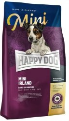 Happy Dog MINI Irland - Łosoś i Królik 1kg