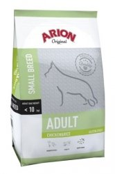 2x Arion Original Adult Small Chicken & Rice 7,5kg