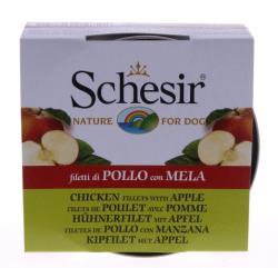 Schesir Chicken Fillets with Apple 150g