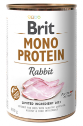 Brit Mono Protein Rabbit 400g - królik