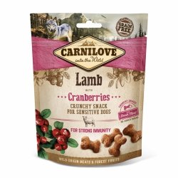 Carnilove Crunchy Snack Lamb & Cranberries 200g