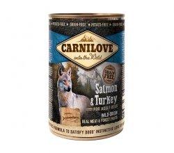 Carnilove Salmon & Turkey Adult 400g