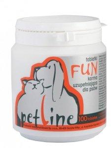 Vetoquinol Pet-Line Fun 100 tabletek