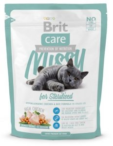 Brit Care Cat Missy For Sterilised Chicken & Rice 400g