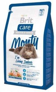 Brit Care Cat Monty I'm Living Indoor Chicken & Rice 2kg